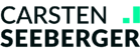 Logo Carsten Seeberger Marketing dark