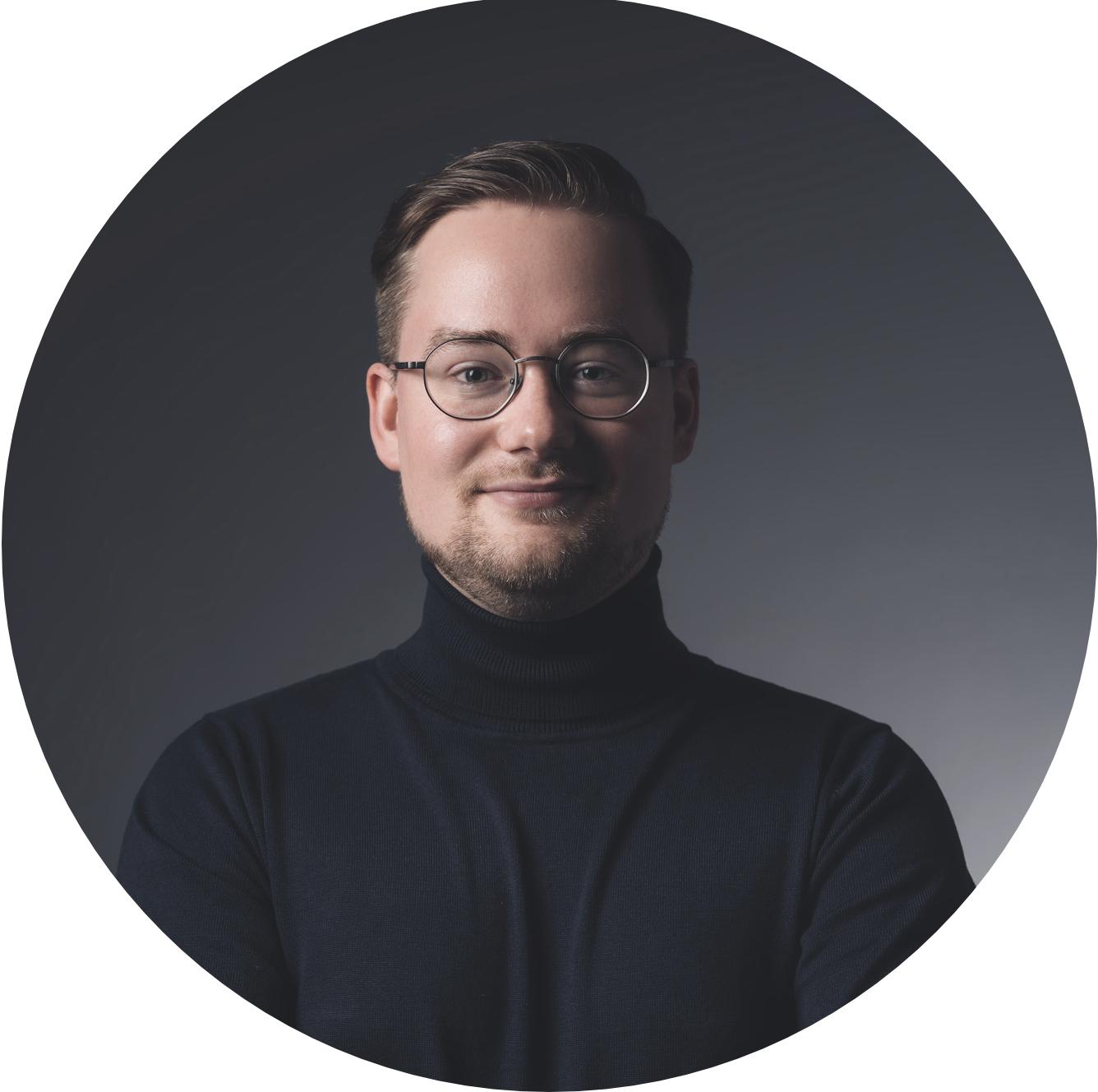 Carsten Seeberger Marketing & Media Inhaber Rund